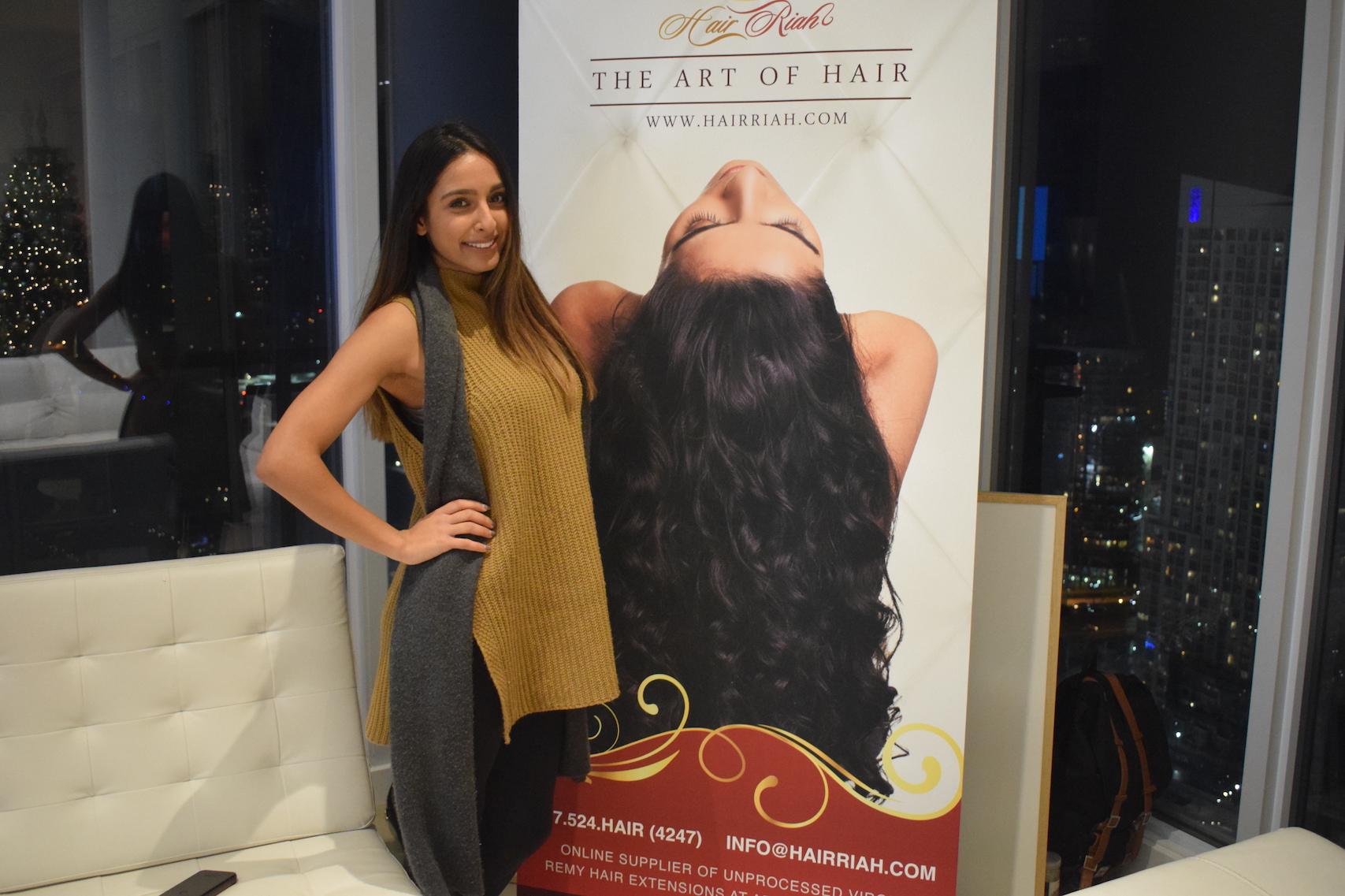 Girls Night in the City Hair & Beauty Mixer Photos
