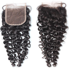 Curly Indian Closures