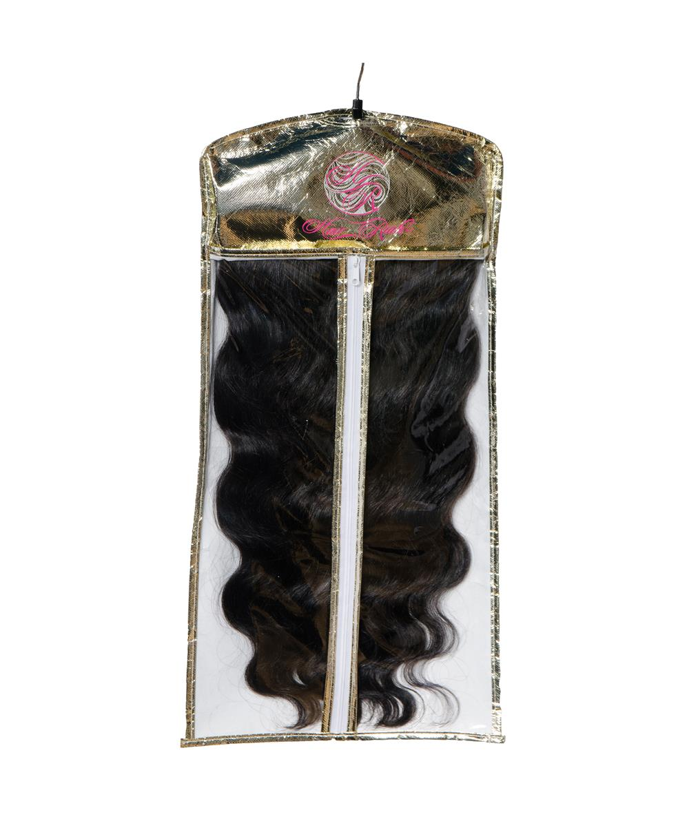 Hair Riah Gold Carrier 23 Inch