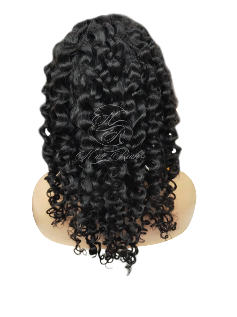 Indian Curly Full Lace
